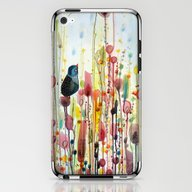 Jour Ordinaire iPhone & iPod Skin