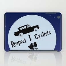 Respect Cyclists iPad Case