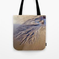 A Tree In The Sand Tote Bag