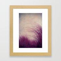 Winterbreeze Framed Art Print