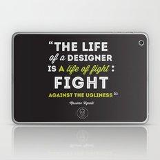 A Designers Life  Laptop & iPad Skin