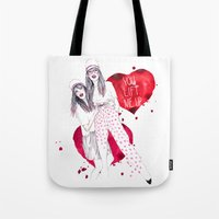 High, Valentine :-) Tote Bag