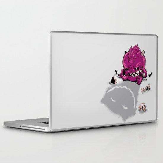 Little Guy Laptop & iPad Skin