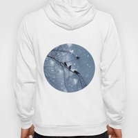 Hearts and Snowflakes Hoody