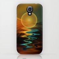 Setting Sun Galaxy S4 Slim Case