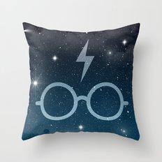 HP Minimal 02 Throw Pillow