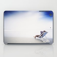 Chilling at the Beach iPad Case