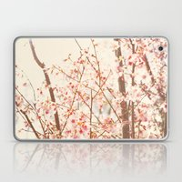 Spring Cherry Blossoms Laptop & iPad Skin