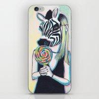Jungle Candy iPhone & iPod Skin