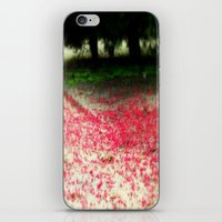Colour Under The Tree iPhone & iPod Skin