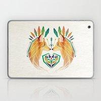 foxes in love Laptop & iPad Skin