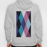 Diamond Pattern 3 Hoody