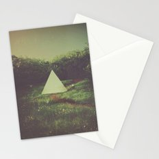 There Is No Path To Follow Stationery Cards