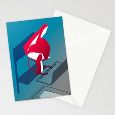 Please Say Something - Work Stationery Cards