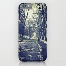 A walk through the park I Slim Case iPhone 6s
