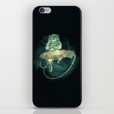 Scratch the Universe iPhone & iPod Skin