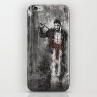 iPhone & iPod Skin featuring Malik by Wisesnail