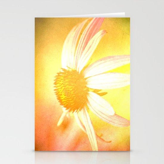Echinacea Stationery Card