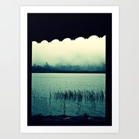Framed Nature Art Print