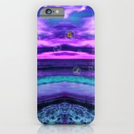 Birds In  Bubbles iPhone 6 Slim Case