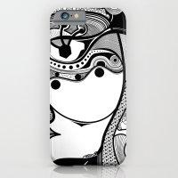 Warmi face iPhone 6 Slim Case