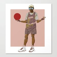Spike Lee , Do The Right… Canvas Print
