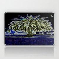 Magic Night With Palm Tr… Laptop & iPad Skin