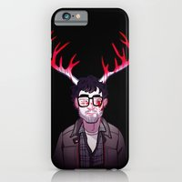 iPhone & iPod Case featuring Someone Please Help by Blue