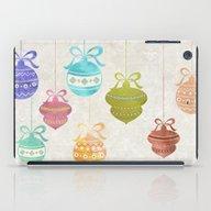 Christmas Balls iPad Case