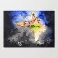 Guru Nanak Dev Ji Canvas Print