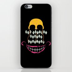 Mad Hatters iPhone & iPod Skin