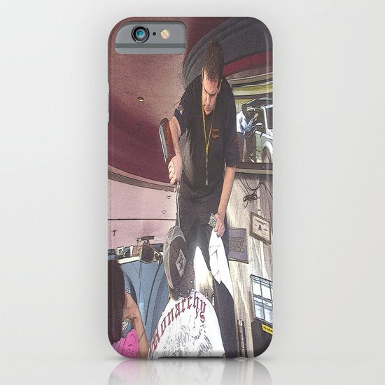 Drinking Vegas Style iPhone & iPod Case