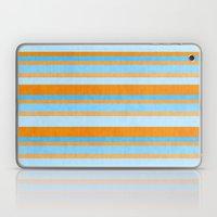 Something Fishy Stripes. Laptop & iPad Skin