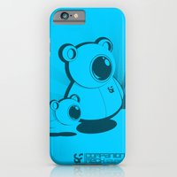 iPhone & iPod Case featuring SF Companion Mech by Superfried