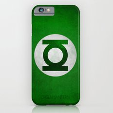 Green Lantern Slim Case iPhone 6s