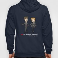 Not The Adventures Of Mo… Hoody