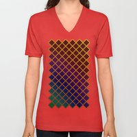 Geometric Abstraction. Unisex V-Neck