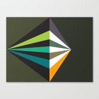 Split Infinity (2013) Canvas Print