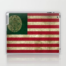 MEXICAN AMERICAN - 030 Laptop & iPad Skin