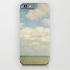 sea square III iPhone 6 Slim Case