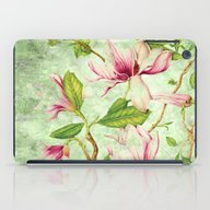 Magnolia iPad Case