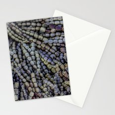 seaweed beads Stationery Cards