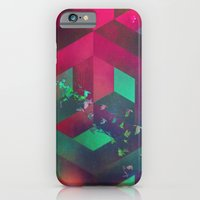 iPhone & iPod Case featuring flyypyth by Spires