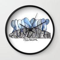 L'hibernation Wall Clock