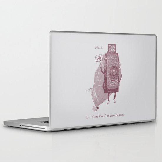 Cent Vues Laptop & iPad Skin