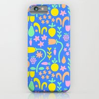 Fantasy Garden iPhone 6 Slim Case