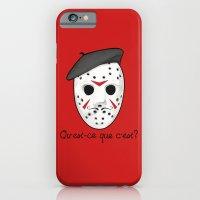 Psycho Killer iPhone 6 Slim Case