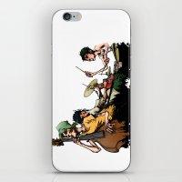 The Band II iPhone & iPod Skin