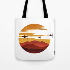 To the sunset Tote Bag