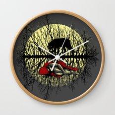 Haunting Dreams Wall Clock